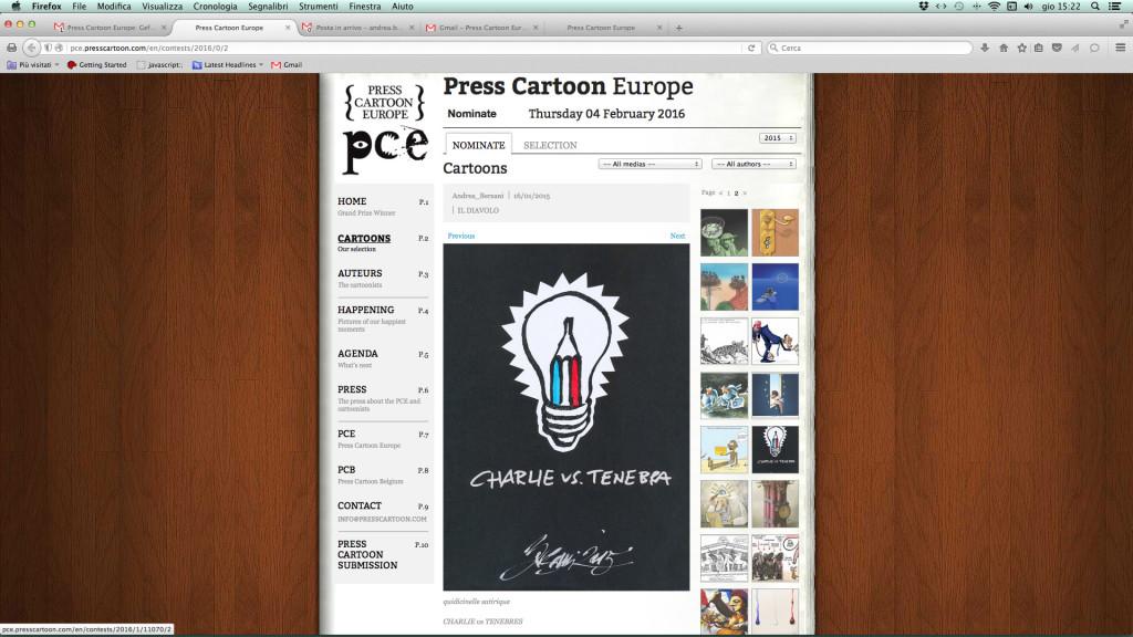 PCE pagina web